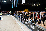 The Prestige Village during the Longines Masters of Hong Kong at AsiaWorld-Expo on 10 February 2018, in Hong Kong, Hong Kong. Photo by Christopher Palma / Power Sport Images