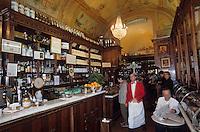 """Europe/Italie/Ombrie/Pérouse : Café """"Sandri"""" 32 corso Vannucci"""