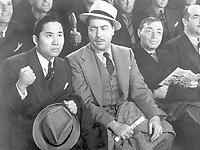 Peter Lorre  in MR. MOTO'S GAMBLE