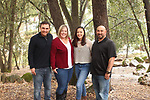 DeLeon Family Photo Session in Mariposa CA 2.12.18 by Joelle Leder Photography Studio<br /> Bass Lake CA