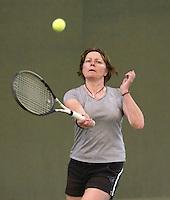 12-03-11, Tennis, Rotterdam, NOVK, Fransje Lugthart