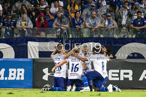 Belo Horizonte (MG), 28/11/2019 - Cruzeiro-CSA -  Gol de Alan Costa - Partida entre Cruzeiro e CSA, válida pela 35a rodada do Campeonato Brasileiro no Estadio Mineirão em Belo Horizonte nesta quinta feira (28)