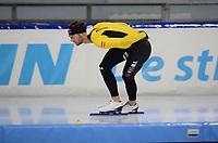 SCHAATSEN: HEERENVEEN, IJsstadion Thialf, 02-10-2020, TEAM JUMBO/VISMA, Thomas Krol, ©foto Martin de Jong