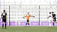 Orlando, Florida - Monday January 15, 2018: Michael Nelson. Match Day 2 of the 2018 adidas MLS Player Combine was held Orlando City Stadium.
