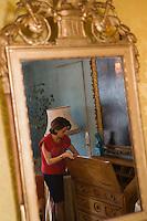 Europe/France/Provence-Alpes-Côte d'Azur/06/Alpes-Maritimes/Nice:  Hôtel: Le Négresco- La Gouvernante  en chef :Marie-Claude