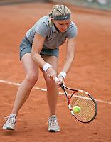 France, Paris, 28.05.2014. Tennis, French Open, Roland Garros, Michaella Krajicek (NED)<br /> Photo:Tennisimages/Henk Koster