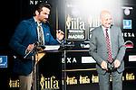 XXX during the presentation of the IIFA Awards in Madrid. June 23, 2016. (ALTERPHOTOS/BorjaB.Hojas)