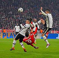 20.02.2018, Football UEFA Champions League 2017/2018, , FC Bayern Muenchen - Besiktas Istanbul, in Allianz Arena Muenchen, *** Local Caption *** © pixathlon<br /> <br /> +++ NED + SUI out !!! +++<br /> Contact: +49-40-22 63 02 60 , info@pixathlon.de