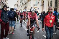 John Degenkolb (DEU/Trek-Segafredo)  post-finish<br /> <br /> 108th Milano - Sanremo 2017