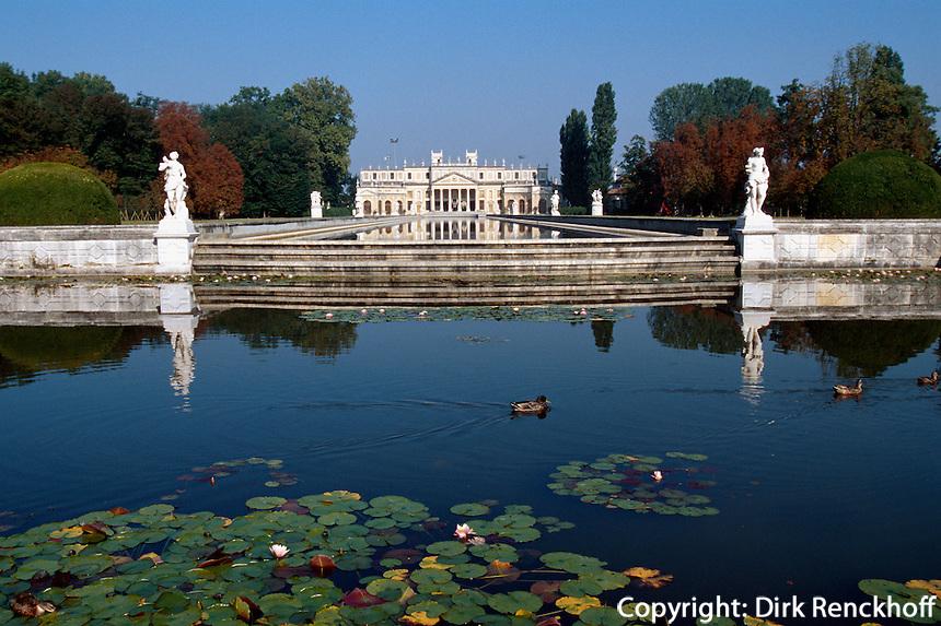 Italien, Venetien-Friaul, Strà, Villa Pisani.