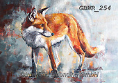 Simon, REALISTIC ANIMALS, REALISTISCHE TIERE, ANIMALES REALISTICOS, innovative, paintings+++++A_ValerieDeRozarieux_CityFox,GBWR254,#a#, EVERYDAY