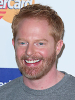 HOLLYWOOD, LOS ANGELES, CA, USA - SEPTEMBER 05: Jesse Tyler Ferguson arrives at the 4th Biennial Stand Up To Cancer held at Dolby Theatre on September 5, 2014 in Hollywood, Los Angeles, California, United States. (Photo by Xavier Collin/Celebrity Monitor)