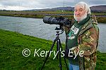 Graham Davies from Tralee photographing birds and nature.