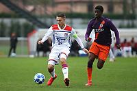 Lyon Under-19 vs Manchester City Under-19 27-11-18