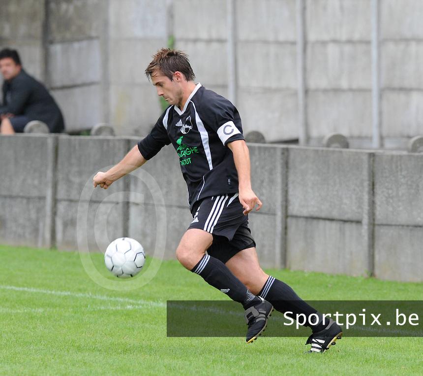 SK Torhout : Bert De Ruytter.foto VDB / BART VANDENBROUCKE