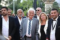 JEAN PAUL BELMONDO - GARDEN PARTY AU CHATEAU DE LA BUZINE A MARSEILLE - FRANCE , LE 30/06/2017