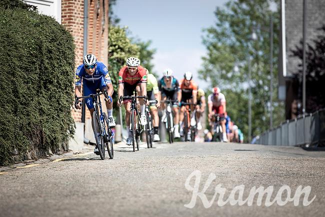 Davide Martinelli (ITA/Deceuninck Quick Step)<br /> <br /> Heistse Pijl 2019<br /> One Day Race: Turnhout > Heist-op-den-Berg 194km (UCI 1.1)<br /> ©kramon