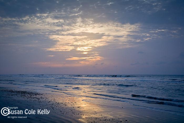 Carolina Coast sunrise, Isle of Palms, SC, USA