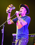Ben Harper performs live at The Gibson Ampitheatre in Universal City, California on September 30,2009                                                                   Copyright 2009 DVS / RockinExposures