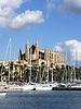View over the fishing port of Palma to the Cathedral La Seu<br /> <br /> Vista sobre el puerto pesquero de Palma a la catedral La Seu<br /> <br /> Blick über den Hafen von Palma auf die Kathedrale La Seu<br /> <br /> 2272 x 1704 px<br /> 150 dpi: 38,47 x 28,85 cm<br /> 300 dpi: 19,24 x 14,43 cm