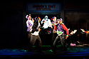 """Dress rehearsal of the UK's first bhangra musical, """"Britain's Got Bhangra"""", at the Theatre Royal, Stratford East, on April 17th 2010."""