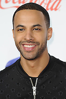 Marvin Humes<br /> at the Jingle Bell Ball 2016, O2 Arena, Greenwich, London.<br /> <br /> <br /> ©Ash Knotek  D3208  03/12/2016