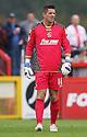 Chris Day of Stevenage<br />  - Stevenage v Carlisle Untied - Sky Bet League 1 - Lamex Stadium, Stevenage - 21st September, 2013<br />  © Kevin Coleman 2013