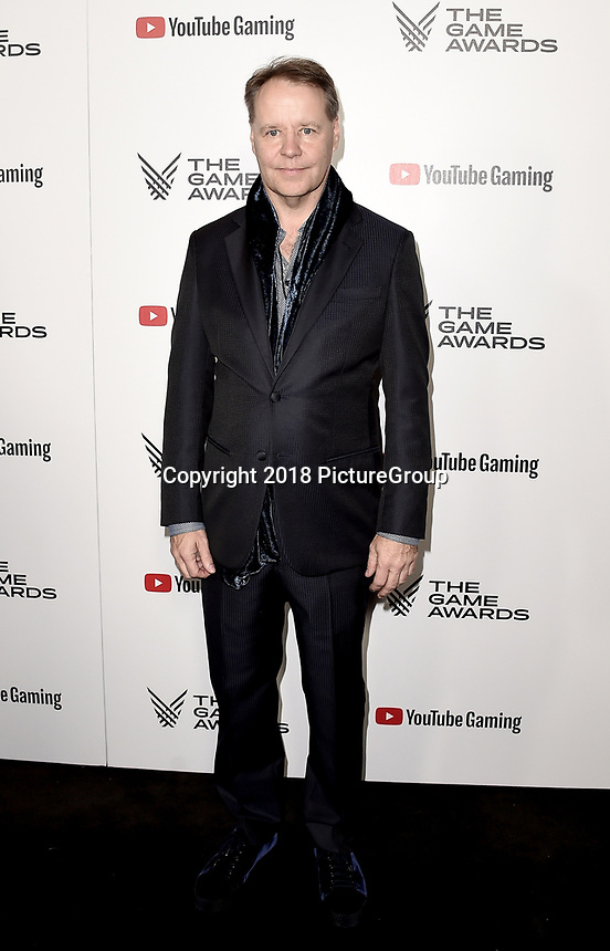 LOS ANGELES - DECEMBER 6: Tim Walter attends the 2018 Game Awards at the Microsoft Theater on December 6, 2018 in Los Angeles, California. (Photo by Scott Kirkland/PictureGroup)