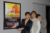 02-29-12 Marrying George Clooney - Colleen Zenk & Eliza Ventura & Meghan Duffy at Cap 21, NYC