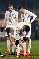 Dejection Inter players <br /> Torino 27-01-2019 Stadio Olimpico, Football Serie A 2018/2019 Torino - Internazionale  <br /> Foto Image Sport / Insidefoto