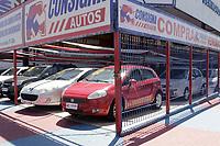 Campinas (SP), 25/03/2021 - Medidas Covid-19 - A Prefeitura de Campinas, no interior de Sao Paulo, determinou o fechamento de concessionarias e lojas de vendas de veiculos. A medida sera valida a partir de sexta-feira (26) e faz parte de uma serie de restricoes, que incluem tambem a barreira sanitaria acordada entre as 20 cidades da RMC (Regiao Metropolitana de Campinas). (Foto: Denny Cesare/Codigo 19/Codigo 19)