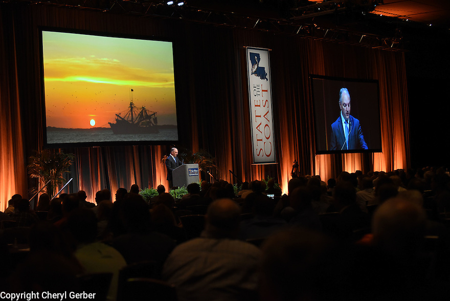 State of the Coast conference in New Orleans, 2016