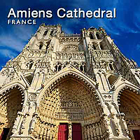 Pictures & Photos of Amiens Cathedral, France.