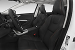 Front seat view of a 2015 Volvo V60 Summum 5 Door Wagon front seat car photos