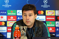 Tottenham Hotspur Presser 23-10-18