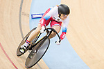 Daria Shmeleva of the Russia team competes in the Women's Sprint - Qualifying as part of the 2017 UCI Track Cycling World Championships on 13 April 2017, in Hong Kong Velodrome, Hong Kong, China. Photo by Chris Wong / Power Sport Images