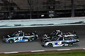 #51: Christian Eckes, Kyle Busch Motorsports, Toyota Tundra SiriusXM, #4: Todd Gilliland, Kyle Busch Motorsports, Toyota Tundra Mobil 1, #18: Harrison Burton, Kyle Busch Motorsports, Toyota Tundra Safelite AutoGlass