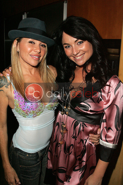 """E.G. Daily and Lindsey Labrum<br />at a birthday party for E.G. Daily, Lindsey Labrum and Yvette Lopez, benefitting """"Last Chance for Animals"""". Private Location, Los Angeles, CA 09-02-06<br />Dave Edwards/DailyCeleb.com 818-249-4998"""