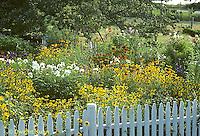 HB06-108x  Flower Garden