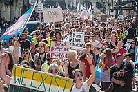 Trans Pride in London 2019. 14-9-19