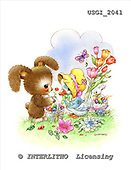GIORDANO, CUTE ANIMALS, LUSTIGE TIERE, ANIMALITOS DIVERTIDOS, Teddies, paintings+++++,USGI2041,#AC# teddy bears