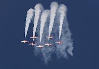 Snowbirds - Canada Celebrations - Airshow