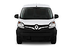 Car photography straight front view of a 2019 Renault Kangoo Energy Extra 4 Door Car van