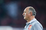 Guangzhou Evergrande Head Coach Luiz Felipe Scolari during the AFC Champions League 2017 Group G match between Guangzhou Evergrande FC (CHN) vs Suwon Samsung Bluewings (KOR) at the Tianhe Stadium on 09 May 2017 in Guangzhou, China. Photo by Yu Chun Christopher Wong / Power Sport Images