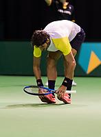 ABNAMRO World Tennis Tournament, 14 Februari, 2018, Rotterdam, The Netherlands, Ahoy, Tennis, Feliciano Lopez (SPA)<br /> <br /> Photo: www.tennisimages.com