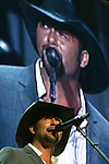 10/2/04,LAS VEGAS,NEVADA --- Tim McGraw performs at the Andre Agassi 9th Annual Grand Slam For Children concert fundraiser, a charity event featuring a superstar line-up of entertainers to benefit the Andre Agassi Charitable Foundation. --- Chris Farina  copyright 2004