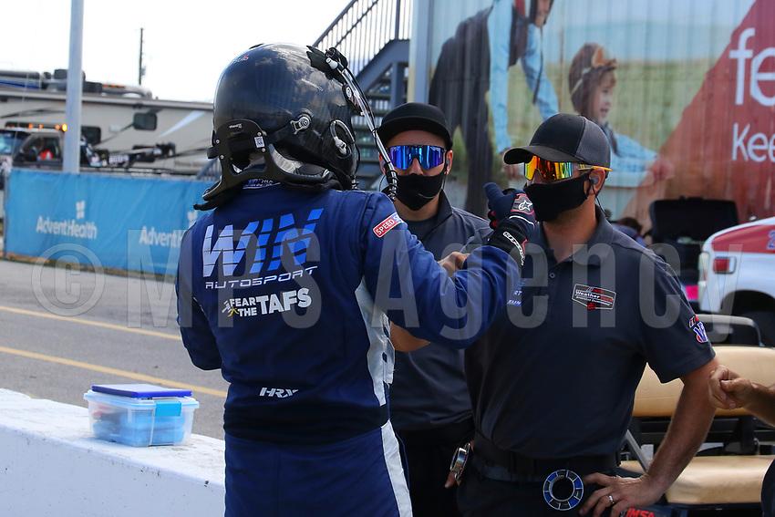 #11 WIN MOTORSPORT(USA) ORECA 07- GIBSON LMP2 - STEVEN THOMAS (USA) TRISTAN NUNEZ (USA) THOMAS MERRILL (USA)