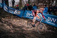 SWEECK Laurens (BEL/Pauwels Sauzen - Vastgoedservice)<br /> <br /> Brussels Universities Cyclocross (BEL) 2019<br /> Elite Men's Race<br /> DVV Trofee<br /> ©kramon