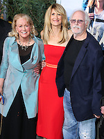 BEVERLY HILLS, CA, USA - NOVEMBER 19: Diane Ladd, Laura Dern, Bruce Dern arrive at the Los Angeles Premiere Of Fox Searchlight Pictures' 'Wild' held at the AMPAS Samuel Goldwyn Theater on November 19, 2014 in Beverly Hills, California, United States. (Photo by Xavier Collin/Celebrity Monitor)