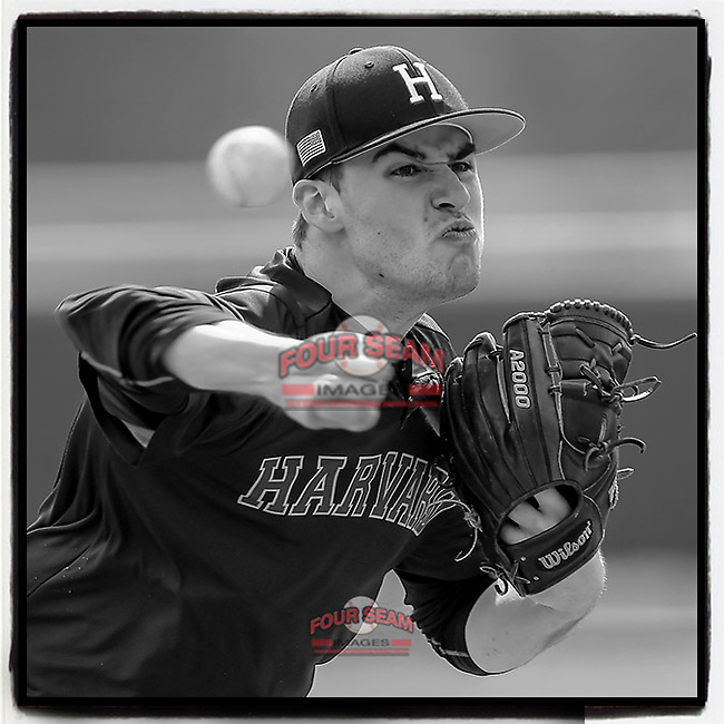 Interesting trivia: Simon Rosenblum-Larson of the Harvard Crimson pitched against @FurmanBaseball on March 16, 2018, in Greenville. Today, MLB.com calls Rosenblum-Larson the hardest-throwing prospect in the Tampa Bay Rays organization. (Tom Priddy/Four Seam Images) #MiLB https://www.mlb.com/news/mlb-prospects-with-the-best-fastballs/c-302576888